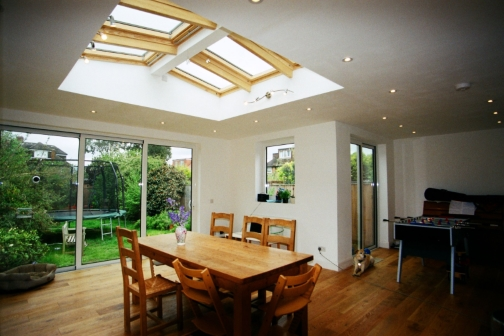 single extension Design, planning and building regulations in Scarborough