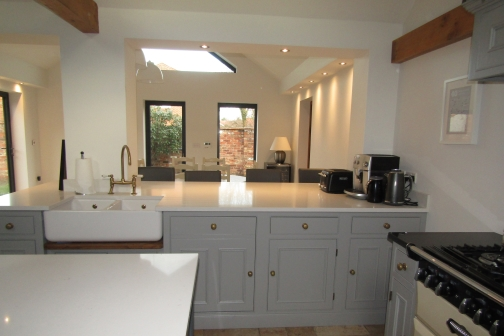 single storey extension Design, planning and building regulations in North Yorkshire